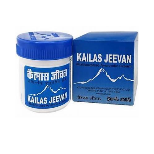 Кайлаш Дживан универсальный крем (Kailas Jeevan Ayurvedic), 60 гр.
