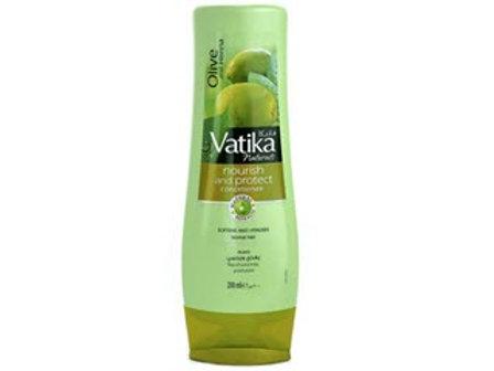 Кондиционер Ватика с зеленой оливой (Vatika Olive), 200 мл