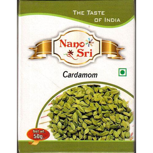 Кардамон Nano Sri, 50 гр