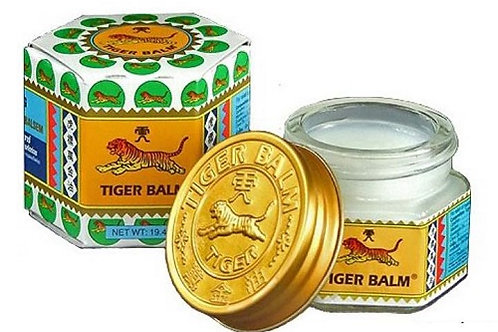 Тигровый бальзам белый White Tiger Balm, 21гр