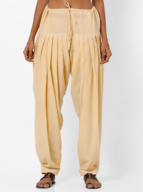 Штаны шальвар индийские из хлопка
