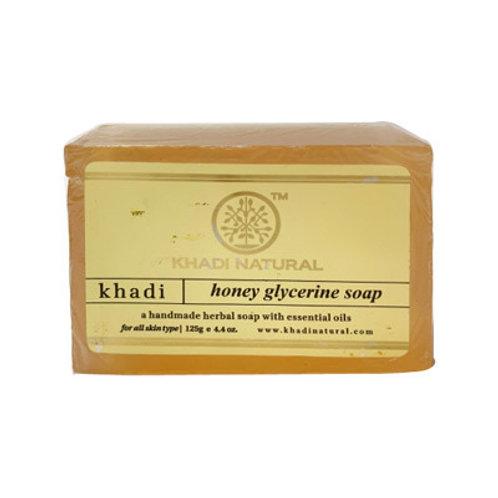 Мыло Кхади с мёдом