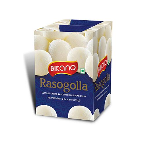 """Индийский десерт """"Расгулла"""" (Rasogola, Bikano) Творожные шарики в сахарном сиро"""