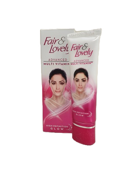 Крем для лица Fair & Lovely Advanced Multi Vitamin осветляет тон кожи, 25 гр