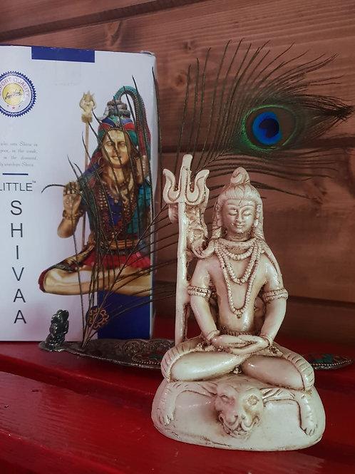 Фигурка Шивы, индийская керамика
