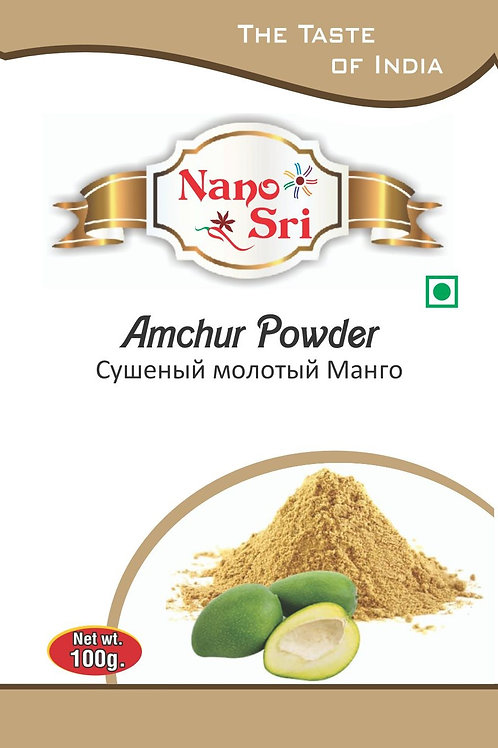Манго Молотый (Амчур) Nano Sri 100 г