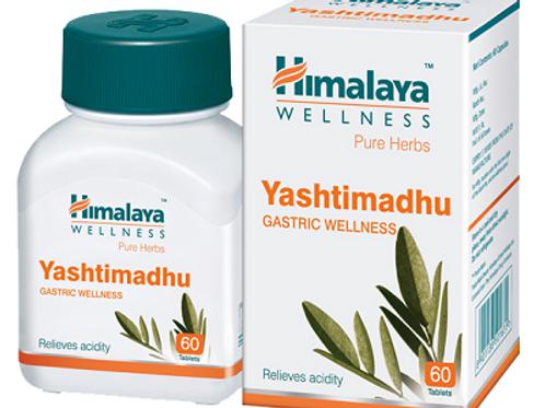 Яштимадху Хималая (Yashtimadhu Himalaya), 60 таблеток