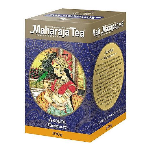 Чай Махараджа Ассам Магури бил (Assam Maguri Bill) чёрный 100 или 200 гр