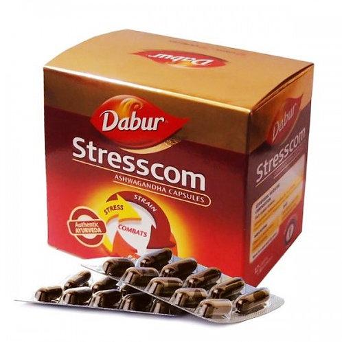 Стресском Дабур (Stresscom Dabur), 120 капсул