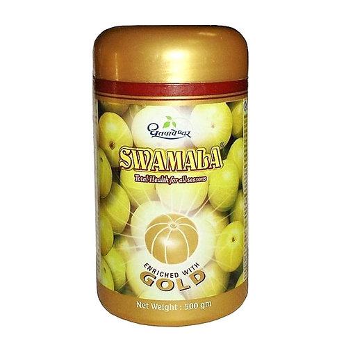 Чаванпраш  Свамала Голд (Swamala Gold), 500 гр