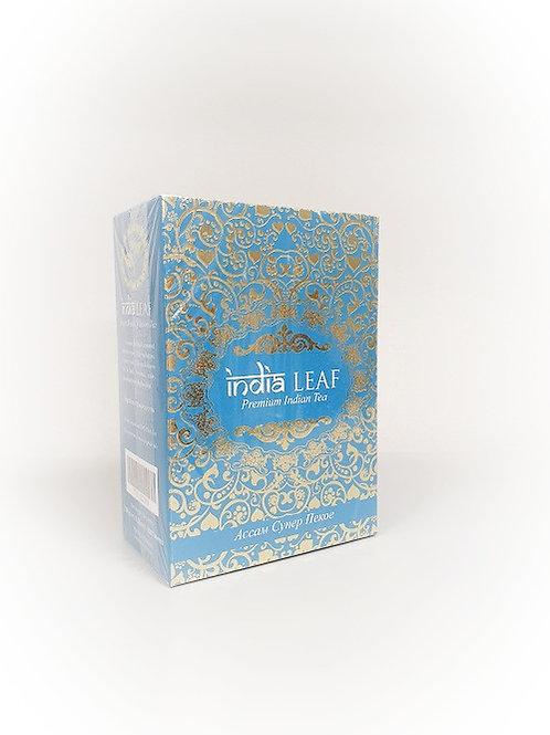 Чай Ассам Супер Пекое (India Leaf) чёрный, 100 гр