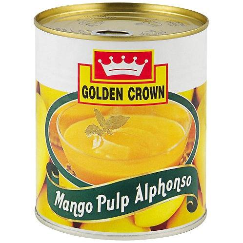 Мякоть манго Golden Crown Альфансо, 840 гр