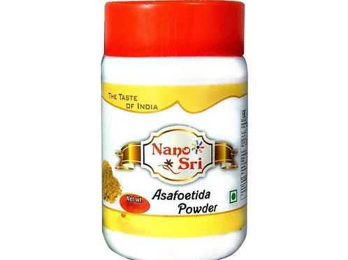 Асафетида Nano Sri специя для бобовых, 100 гр
