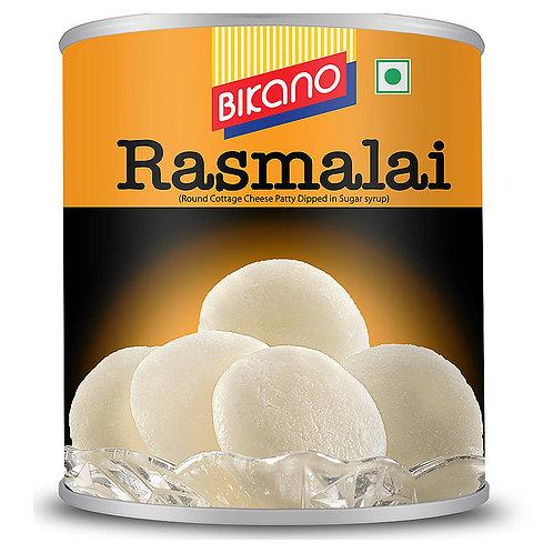 Индийский десерт Расмалай (Rasmalai Bikano). Творожные шарики в сахарно