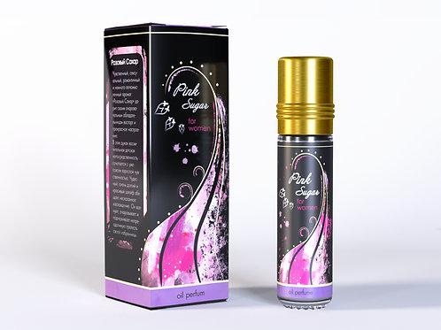 """Масляные духи """" Розовый Сахар"""" ( малина- лилия), женские, 10 мл"""
