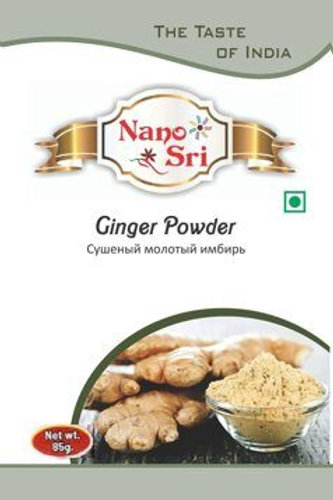 Имбирь молотый Nano Sri  85 г