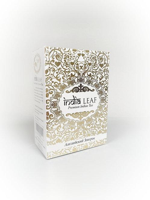 Чай Английский завтрак (India Leaf) чёрный, 100 гр