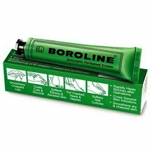 Боролайн антисептический крем (Boroline), 20 гр