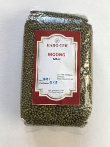 Маш Зеленый Nano Sri 1000 гр