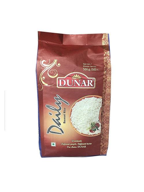 Рис Басмати Дунар Дэйли  (Dunar Daily) 0,5 кг