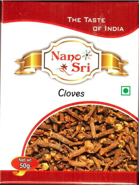 Специя Гвоздика (Cloves) Nano Sri 50 гр