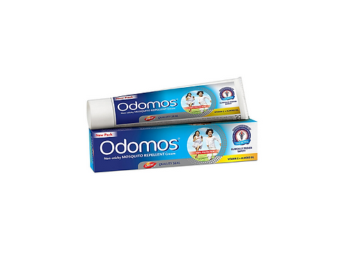 Крем от комаров Одомос (Odomos Mosquito repellent cream) Дабрур, 25 гр