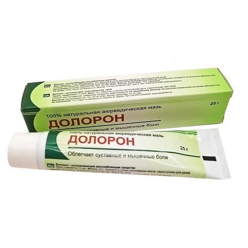 Долорон крем при суставных и мышечных болях (Doloron), 25 гр