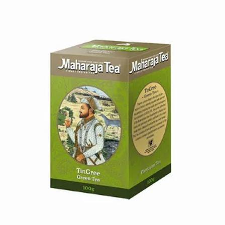 Чай Махараджа Ассам Тингри (Maharaja Tea) зеленый, 100 и 200 гр