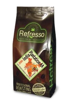 Кофе Refresso India Plantation молотый или в зернах, 200 гр