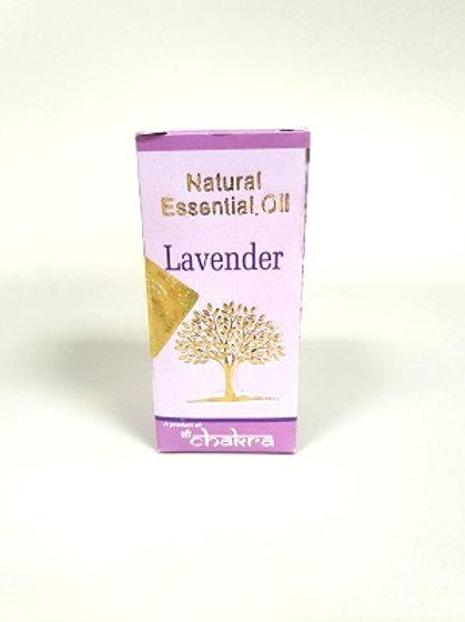 Масло Лаванды Чакра (Lavender Essential Oil Chakra), 10 мл
