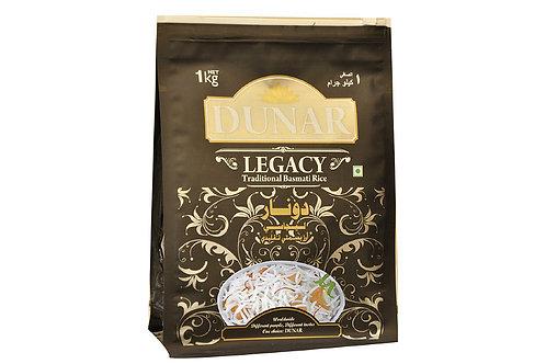 Рис Басмати Дунар Легаси  (Dunar Legacy) 1 кг