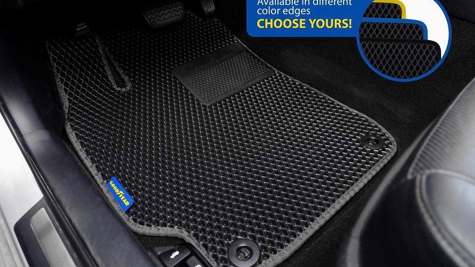 Winter floor mat Dodge Ram Crew cab 2019 -21