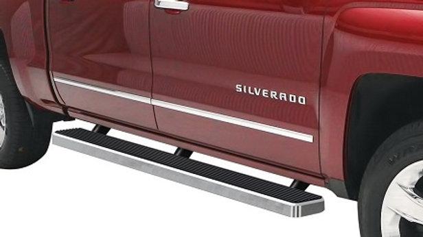 2007-2018 Chevy Silverado Crew Cab Running Board 5 Inch