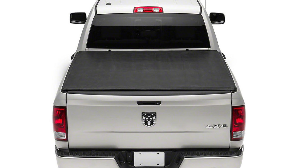 Tonneau cover soft tri fold Dodge Ram 5.7