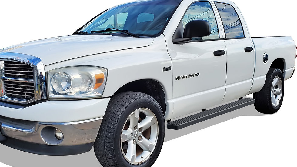 2009-2018 Dodge Ram  Quad Cab Running Board 5 Inch