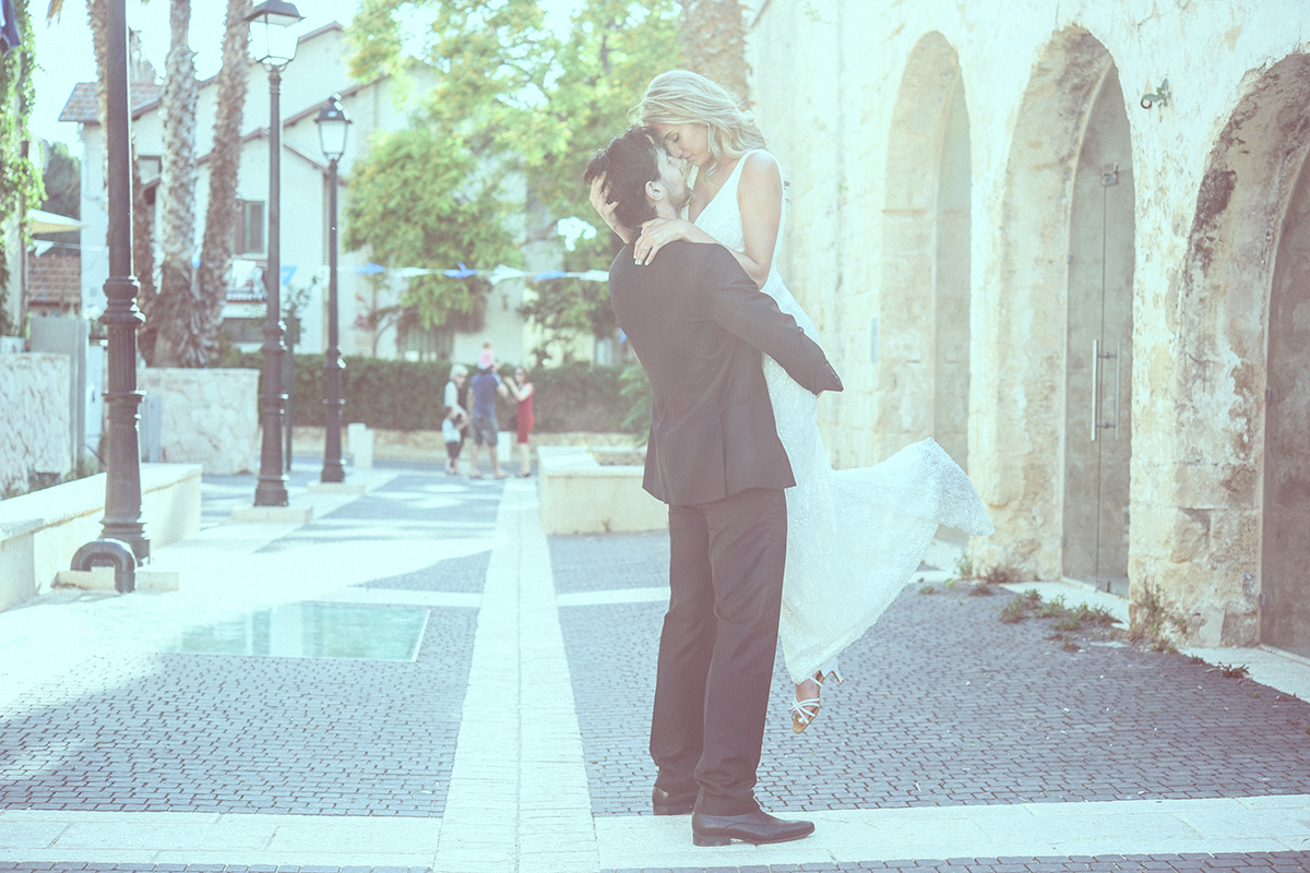 Wedding Photographer: Chen Belachnes