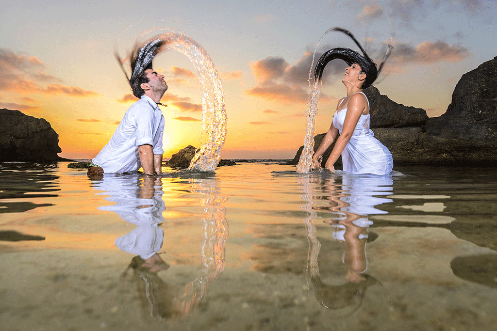 Trash the dress - Chen belachnes