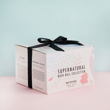 Supernatural gift box design