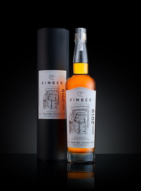 Distillery Exclusive Peated Finish Cask 125