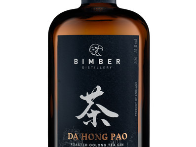 BIMBER DISTILLERY LAUNCHES THE UK'S FIRST HANDPICKED OOLONG TEA GIN- DA HONG PAO