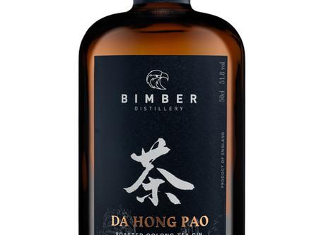 Bimber Distillery Launches the UK'S first handpicked oolong tea gin- Da Hong Pao
