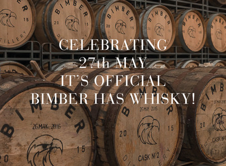 Bimber Distillery reaches whisky milestone, debuts founders' club and exclusive small cask release