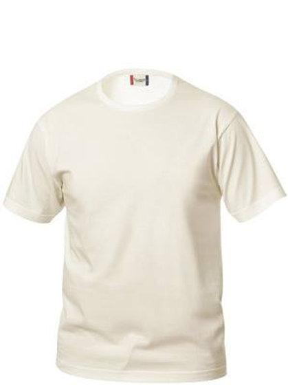 T-skjorte med Føl Norge logo (hvit)