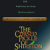 The Cursèd Pickle of Shireton