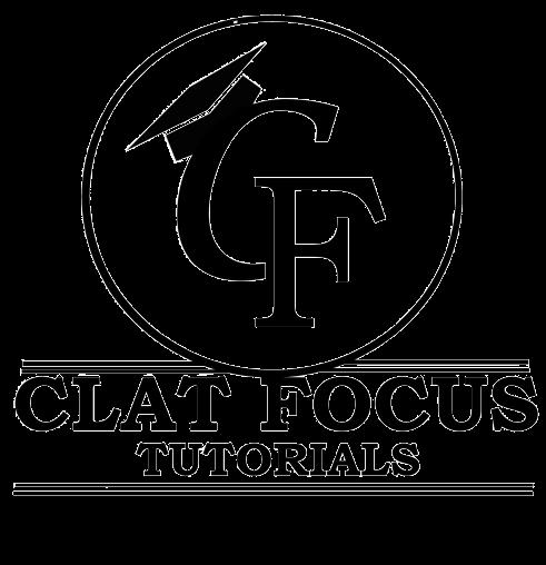 CLAT FOCUS TUTORIALS LOGO