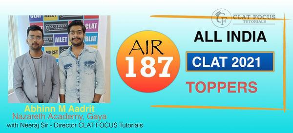 CLAT FOCUS Best results clat 2021.jpeg