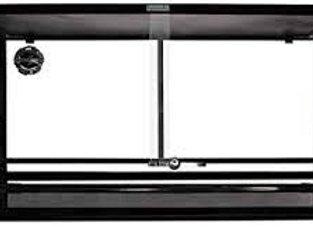 Komodo 90x45x45cm glass vivarium