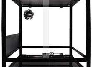 Komodo 45x45x45cm glass vivarium