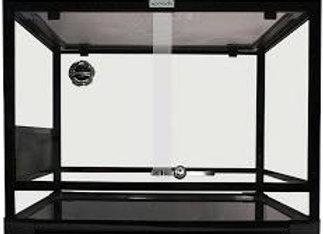 Komodo 60x45x45cm glass vivarium
