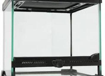 Komodo 30x30x32cm glass vivarium